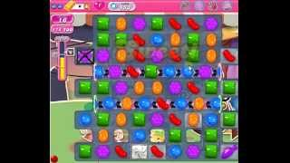 How to beat Candy Crush Saga Level 553 - 2 Stars - No Boosters - 249,680pts