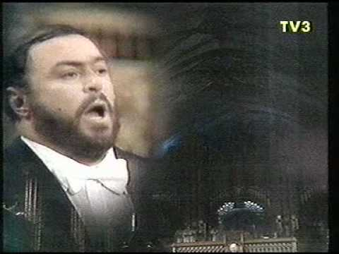 Luciano Pavarotti - Montreal - 1978 - Agnus Dei (Georges Bizet)
