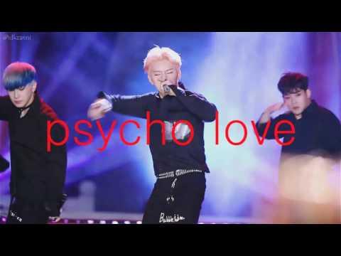 psycho love || yoo kihyun