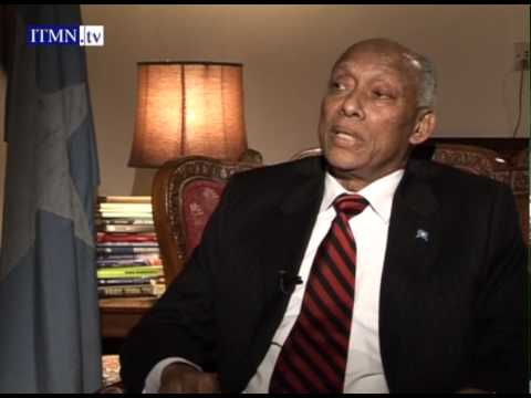 Ambassador of Somalia, Mohamed Omar's view