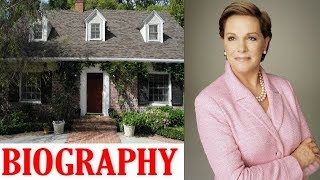 Julie Andrews Biography || Family, House, Childhood, Figure, Fashion, Unseen, Lifestyle.