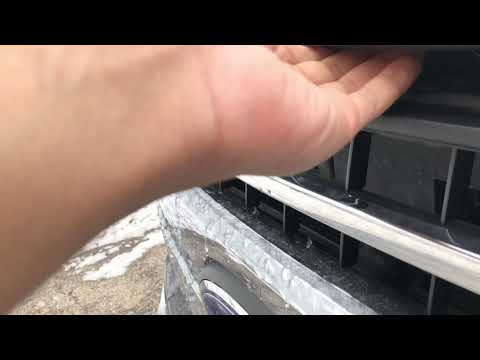 Ford F-150 – How to open hood
