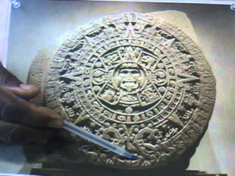 Mayan Calender Is Reference Calculator and Record Pertaining To Genetic Manipulation