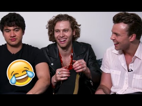 5 Seconds Of Summer - Funny Moments (Best 2018★) #4