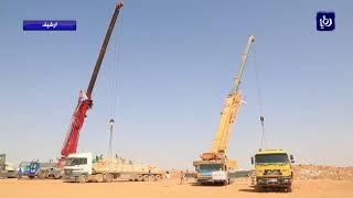 """القوات المسلحة الأردنية - الجيش العربي يزيد اعداد المرضى المراجعين من """"الركبان"""""""