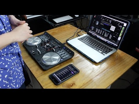 Hercules Universal DJ Tutorial