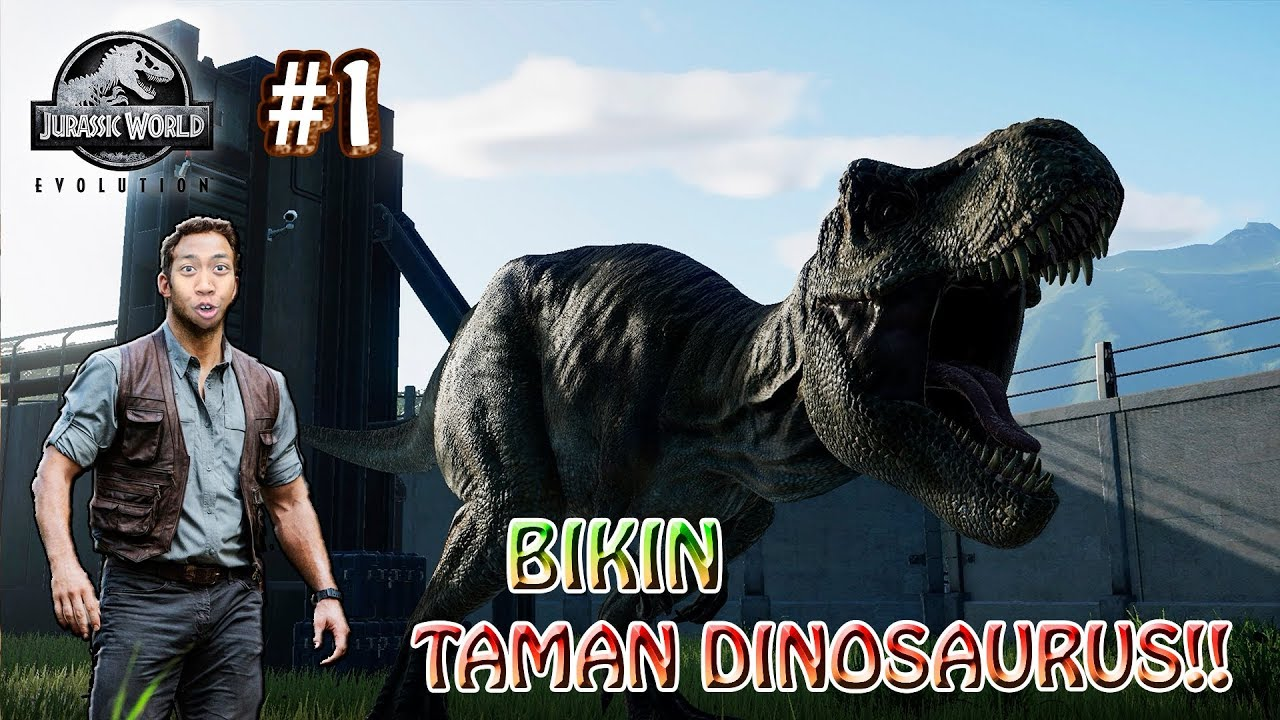 jurassic world malvorlagen bahasa indonesia - 9 images - jurassic