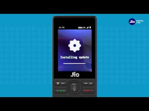 JioCare - How To Upgrade Jio Phone Software (Tamil) | Reliance Jio