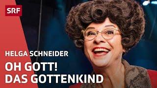 Helga Schneider – Das Gottenkind Fiona. Oh Gott.