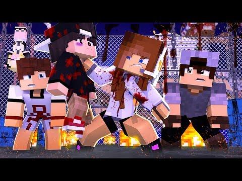 Minecraft: MURDER - BIBI É A MELHOR ASSASSINA?!