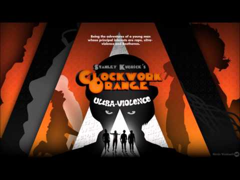 A Clockwork Orange - Funeral Of Queen Mary