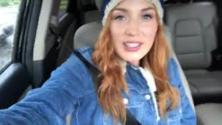 Behind the Music Scene with Kara Connelly -  Driving to Game Show Audition
