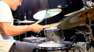 Mark Ronson - Uptown Funk ft  Bruno Mars by Troy Wright - Drum Cover