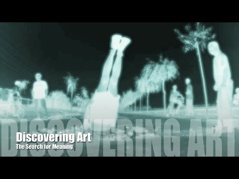 Discovering Art - The Search for Meaning