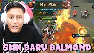 Video Skin Baru Balmond Ultinya Keluarin Ring Basket Jon - Mobile Legends Indonesia download MP3, 3GP, MP4, WEBM, AVI, FLV Juli 2018