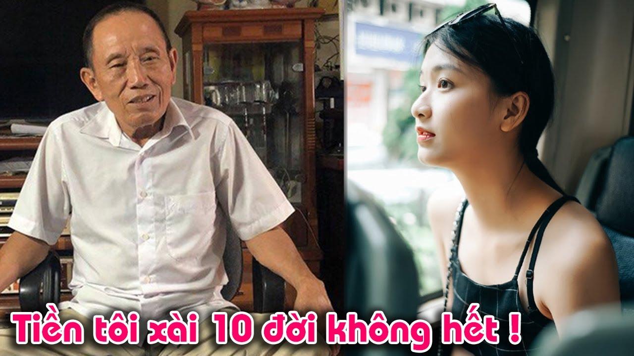 Hà Nội: Cụ ông 88 tuổi có 11 người vợ, cô thứ 11 xinh như hoa hậu