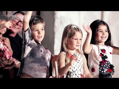 5b8de9e96 DOLCE & GABBANA Children ADV Campaign Spring Summer 2015 by Fashion Channel