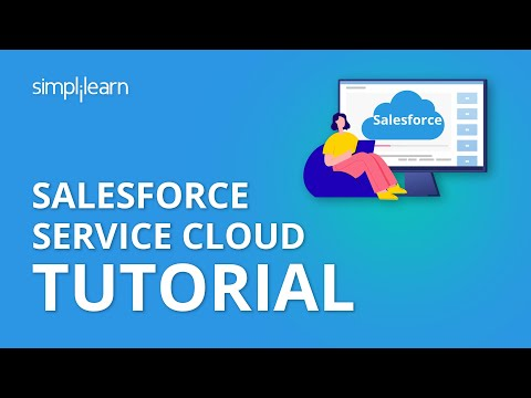 Salesforce Service Cloud | Salesforce Training Videos For Be
