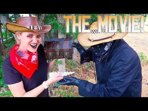 Bandits The Movie! Part 2! Saving Becca From The Bandits!