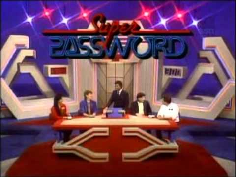 Super Password Tony Papenfuss  Marcia Wallace 45