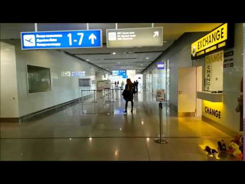مطار فارنا الدولي بلغاريا  Varna International Airport Bulgaria