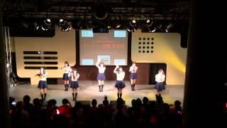 "FM-FUJI""GIRLS♡GIRLS♡GIRLS"" valentine LIVE @渋谷duo ヤンチャン学園音..."