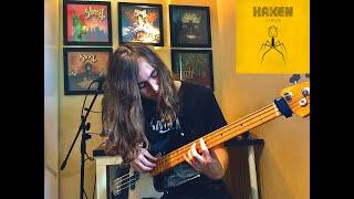 Haken - The Strain | Bass Cover