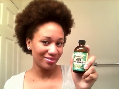 Natural Oils For Hair Growth For Black Hair