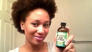 How I Use Jamaican Black Castor Oil to Help My Hair Grow| Women & Men