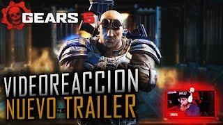 REACCIONANDO AL NUEVO TRAILER DE GEARS 5 | OPERACION 2 | TODOS CONTRA TODOS
