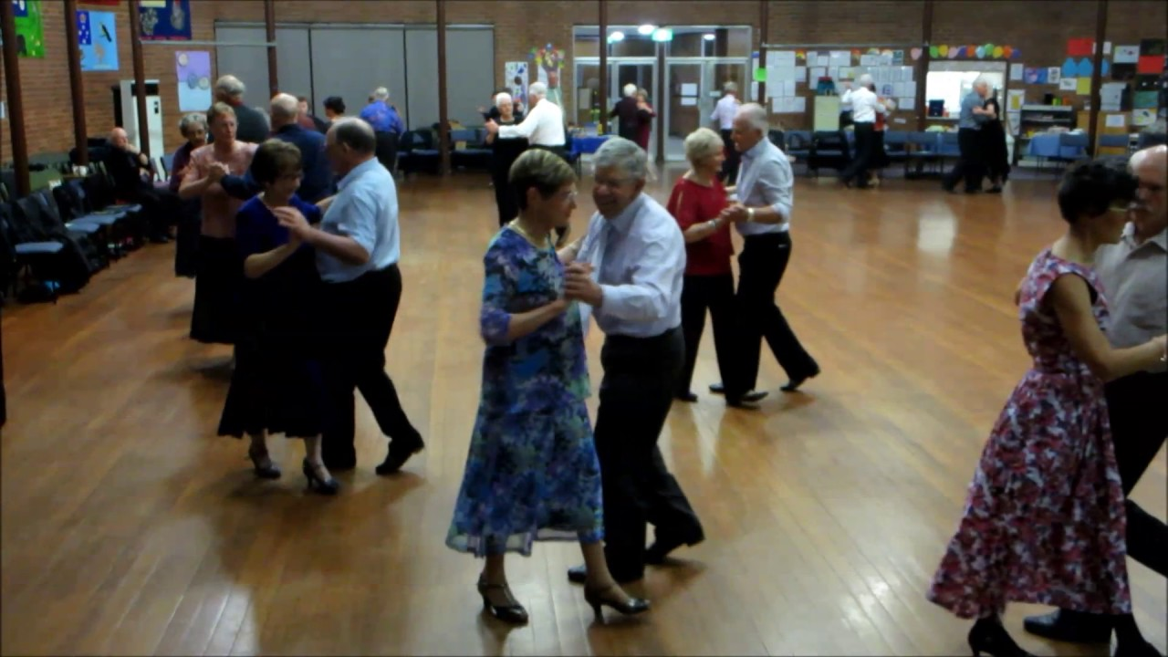Canberra Old Time Dance Club Pre Ball 2017 Youtube