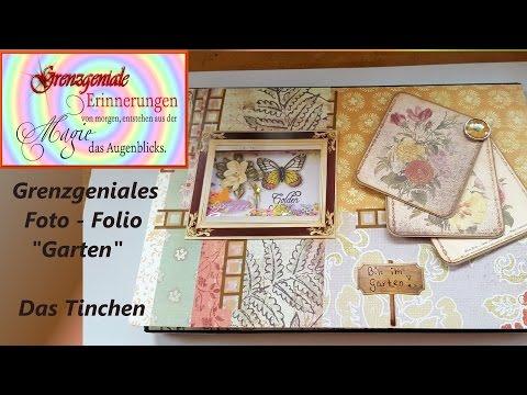 Grenzgeniale Erinnerungen - Foto Folio Garten