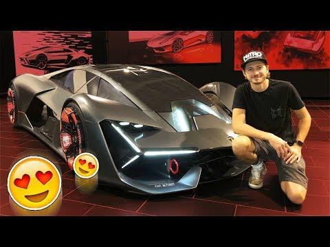 Lamborghini fahren in Italien! 😍