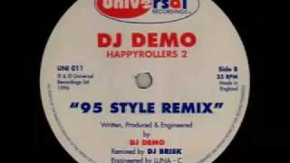 DJ Demo & Slipmatt - Happy Rollers 2 -