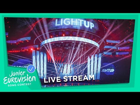 Junior Eurovision Song Contest 2018 - Live Stream