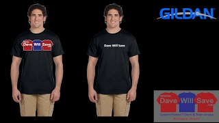 T-Shirt Review - Gildan Ultra Cotton - Worlds Best Selling T-Shirt