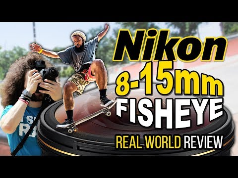 Nikon 8-15mm Fisheye Real World Review: is this Lens Worth t