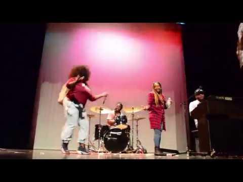 TANK AND THE BANGAS at Senn High School