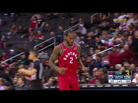 Toronto Raptors vs Washington Wizards : January 13, 2019