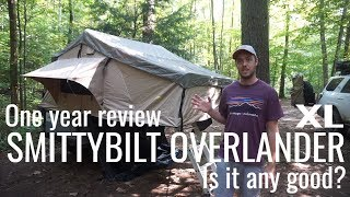 Smittybilt Roof Top Tent - Is it any good?