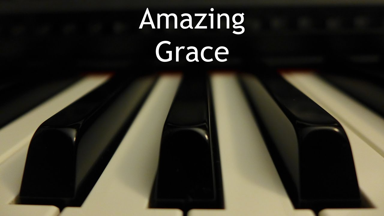 Sublime Gracia | Instrumental piano - Kaleb Brasee