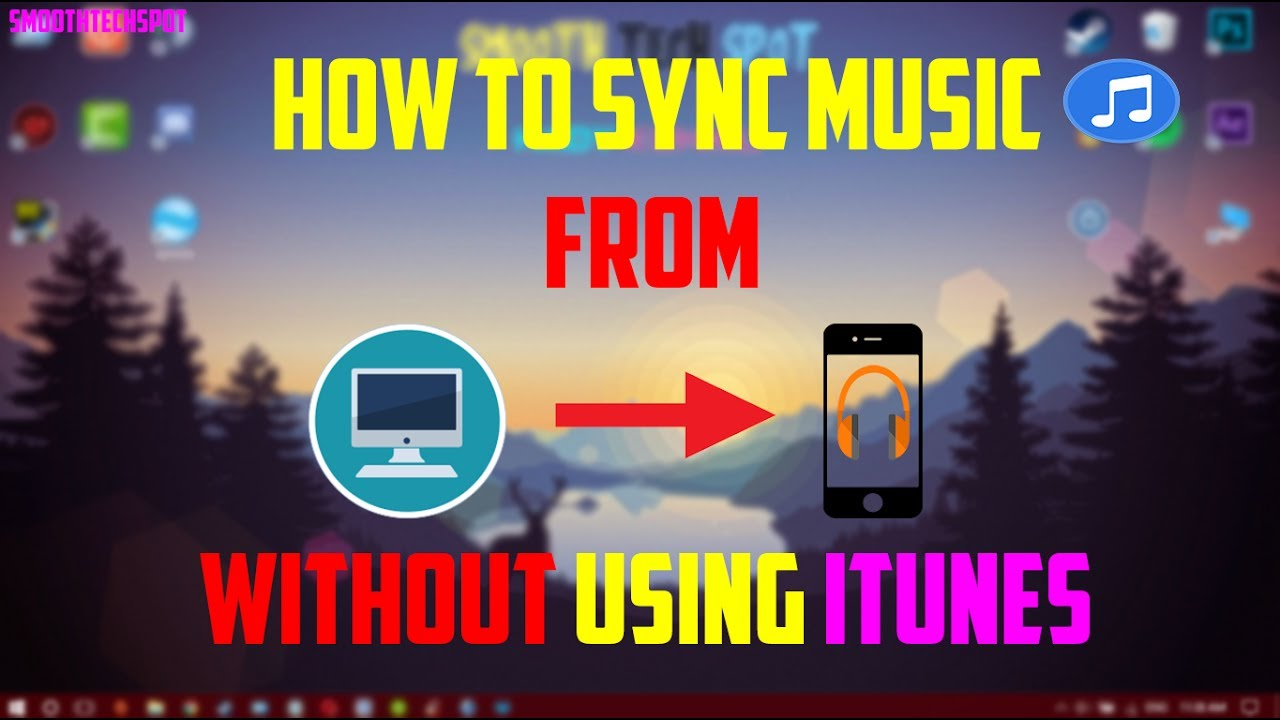 Transfer Music From Iphone To Computer Using Itunes