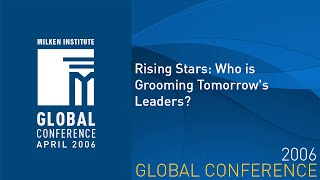 Rising Stars: Who is Grooming Tomorrow