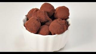 Конфеты из шоколадного ганаша и горячий шоколад | Кухня по заявкам