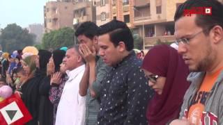 اتفرج | صلاة عيد الفطر من مسجد عمرو بن العاص