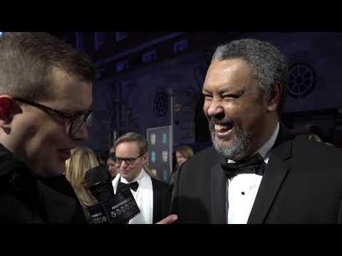 BAFTAs Red Carpet – Best Adapted Screenplay winner Kevin Willmott (BlacKkKlansman)
