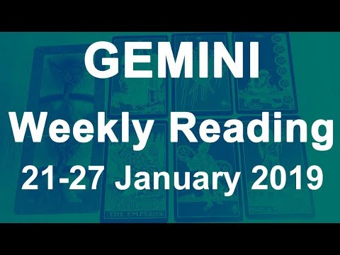 Gemini Monthly Astrology Reading