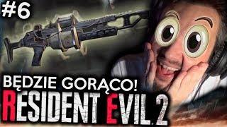 TAK KOŃCZĄ SZPILKI Resident Evil 2 [#6] Horrojki
