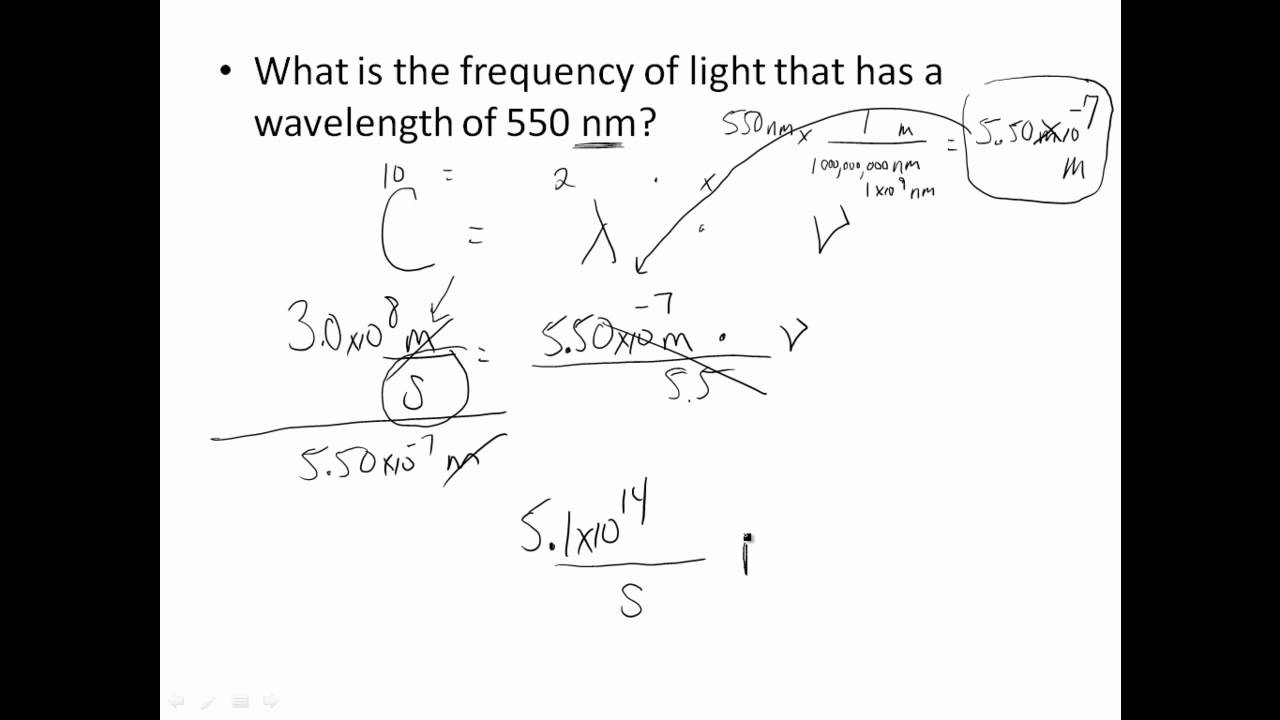 chemistry problem solver solve a math problem for me wavelength  wavelength frequency problems wavelength frequency problems