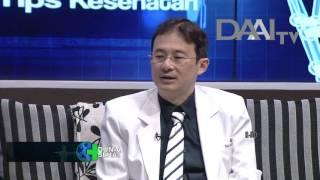 Saksikan terus Live talkshow Dunia Sehat, setiap Senin-Rabu | 11.00 WIB. Hanya di DAAI TV..